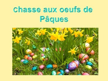 Easter PowerPoint-Joyeuses Paques