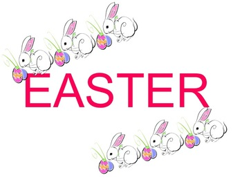 Easter Powerpoint and Bingo