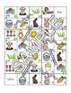 Easter / Pâques FRENCH Workbook & Games Package
