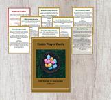 Easter Prayer Cards