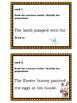 Easter Prepositional Phrase Task Cards