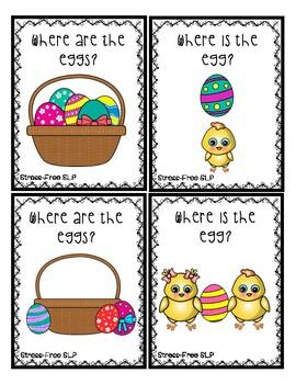 Easter Prepositions