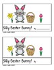 Easter Prepositions/Preposiciones para Pascua: A Workbook in English or Spanish!