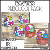 Easter Preschool Bundle
