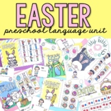 Easter Preschool Language Unit