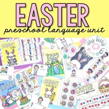 Easter Preschool Language Unit