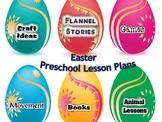 Easter Preschool Lesson Plans