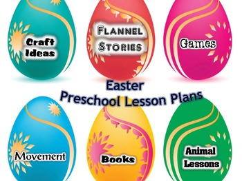 Easter Preschool Lesson Plans