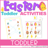 Toddler Activities for Easter