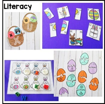 Easter Preschool Pack