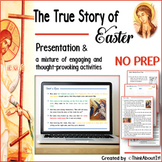 Easter Activities and Presentation
