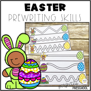 Easter Prewriting Skills {Dollar Deal}