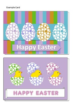 Easter Print-outs and Paper