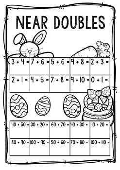 Easter Printables  Mathematics