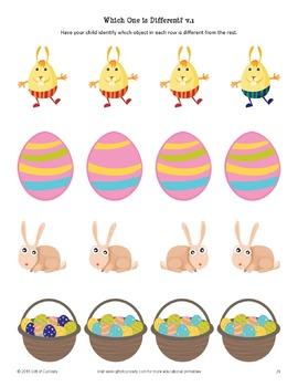 Easter Printables Pack