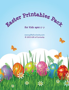 Easter Printables Pack