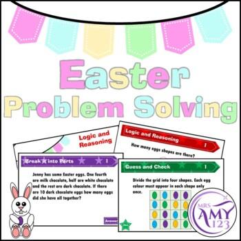 Easter Problem Solving!