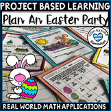 Easter Math Projects Easter Project Based Learning Easter PBL