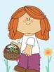 Easter Pronoun and Describing FREEBIE!