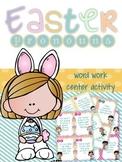 Easter Pronouns: A Grammar Activity Center for Word Work
