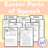 Easter Punctuation Worksheets