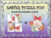 Easter Puzzle Fun: Visual Discrimination