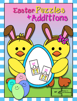 Easter Puzzles: Additions