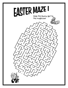 Easter Puzzles & Fun