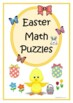 Easter Math Puzzles