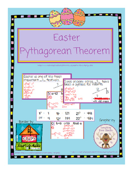 Easter-Pythagorean Theorem