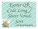 Easter QR Code Literacy Center