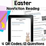 QR Code Quest: Easter