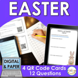 Easter QR Code Activity