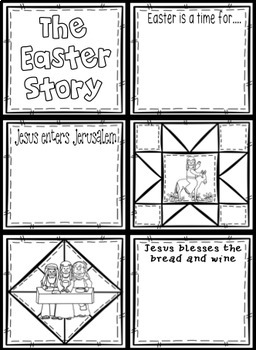 Easter Quilt ~ Celebrating the events of Jesus at Easter