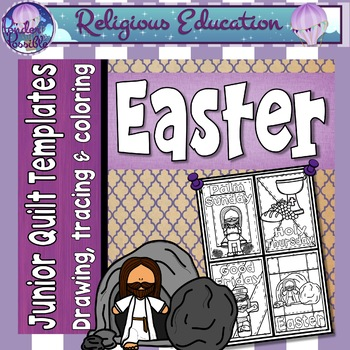 Easter / Holy Week Quilt for Juniors