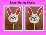 Easter Rabbit Masks