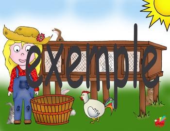 Easter Rabbit search / cherche lapins coquins