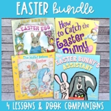 Easter Read Aloud Lessons and Book Companion BUNDLE