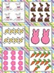 Easter Read, Write, and Count the Room {Literacy/Math Cent