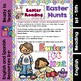 Easter Read and Work - Literacy Packet with Craftivity