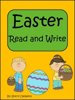 Easter Read and Write