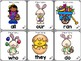 Easter Read the Room:  Primer Dolch Sight Words