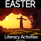 Easter Reading Activity Pack - Religious Version
