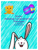 Easter Reading Comprehension Passages