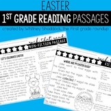 Easter Reading Comprehension Passages and Questions