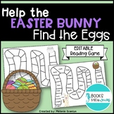 Easter Reading Game