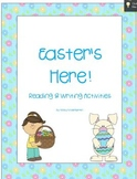Easter Reading and Writing Differentiated Activities