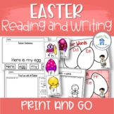 Easter Reading and Writing Pack
