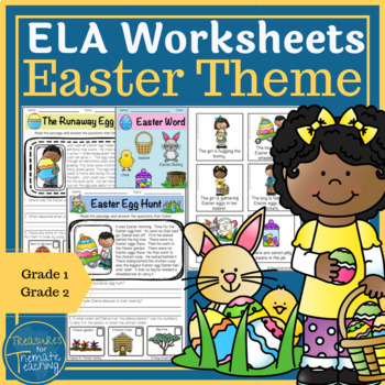 Easter Reading and Writing Set