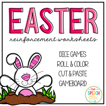 Easter Reinforcement Games